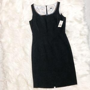 Tahari Arthur S. Levine Sheath Dress Size 6 NWT